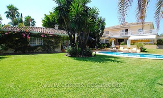 Golf villa to buy near San Pedro in Marbella 3