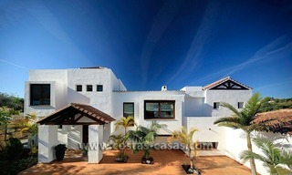 Second line golf contemporary luxury villa for sale in Marbella – Benahavis 3