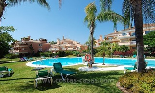 Bargain beachside penthouse apartment for sale, New Golden Mile, Marbella - Estepona 19