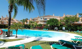 Bargain beachside penthouse apartment for sale, New Golden Mile, Marbella - Estepona 20