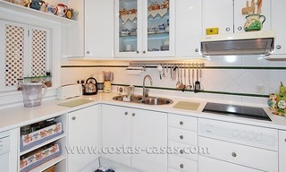 Bargain beachside penthouse apartment for sale, New Golden Mile, Marbella - Estepona 10