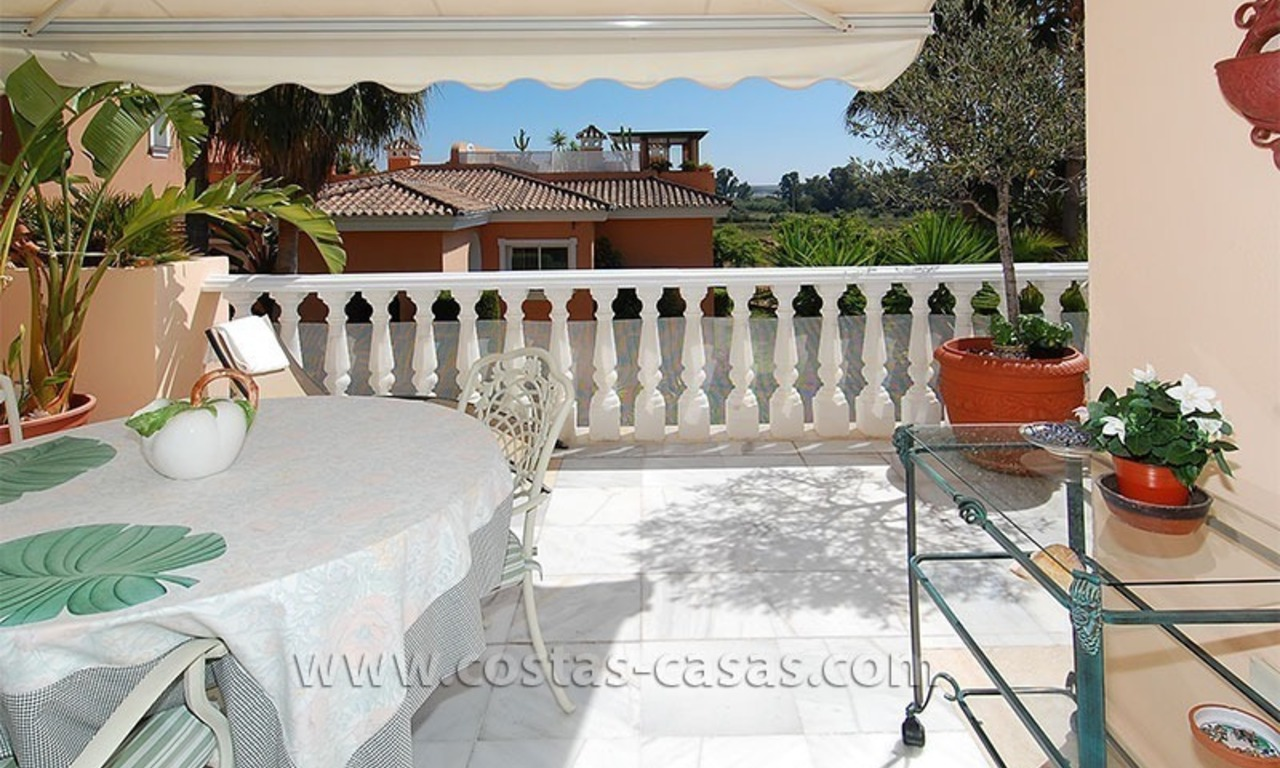 Bargain beachside penthouse apartment for sale, New Golden Mile, Marbella - Estepona 7