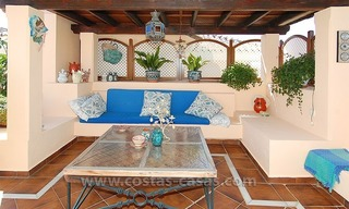 Bargain beachside penthouse apartment for sale, New Golden Mile, Marbella - Estepona 6
