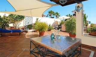 Bargain beachside penthouse apartment for sale, New Golden Mile, Marbella - Estepona 0
