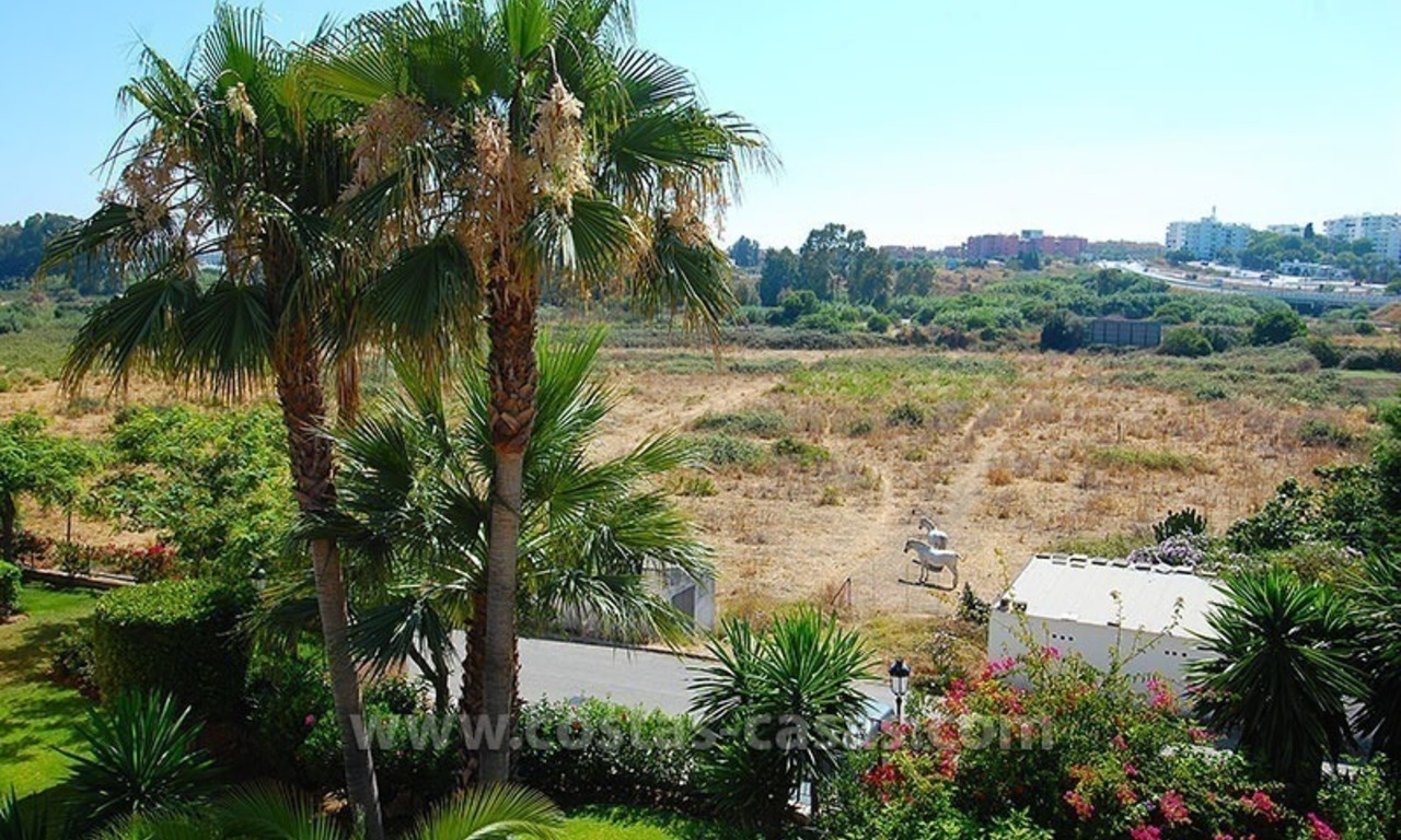 Bargain beachside penthouse apartment for sale, New Golden Mile, Marbella - Estepona 2