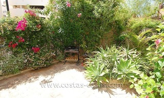 Townhouse for sale in beachfront complex in Estepona 4