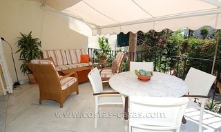Townhouse for sale in beachfront complex in Estepona 5