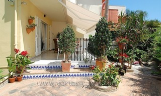 Townhouse for sale in beachfront complex in Estepona 6