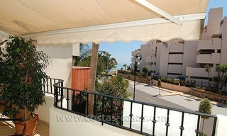 Townhouse for sale in beachfront complex in Estepona 8