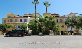Townhouse for sale in beachfront complex in Estepona 22