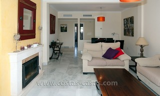 Beachside apartment for sale in a complex in Marbella West 7