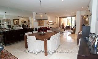 Exclusive luxury apartment to buy on the Golden Mile in Marbella 7