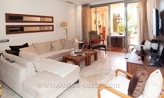Exclusive luxury apartment to buy on the Golden Mile in Marbella 8