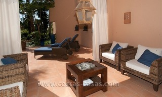 Exclusive luxury apartment to buy on the Golden Mile in Marbella 4