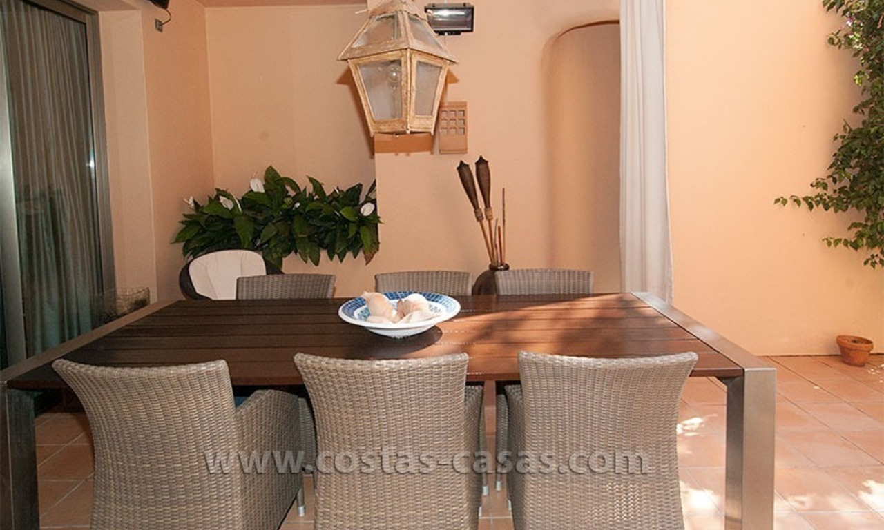 Exclusive luxury apartment to buy on the Golden Mile in Marbella 5