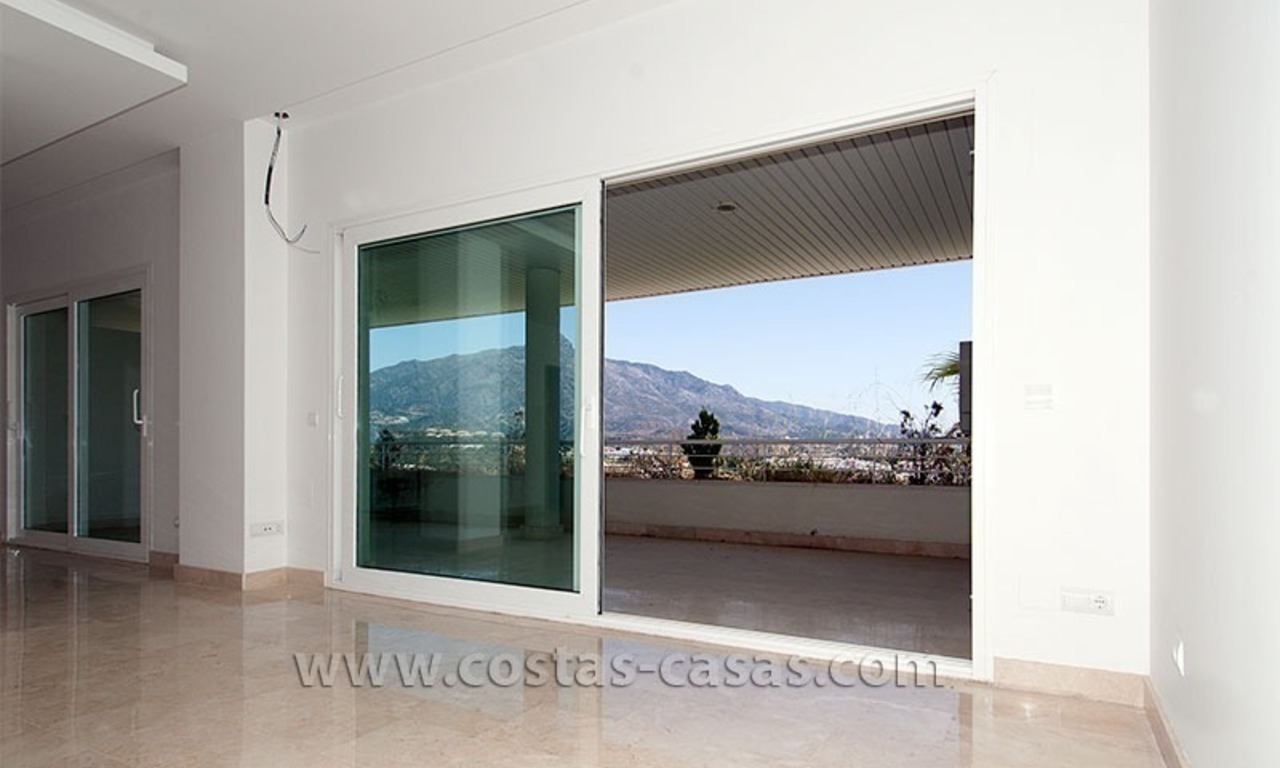 Modern apartments for sale in Nueva Andalucía - Marbella 0