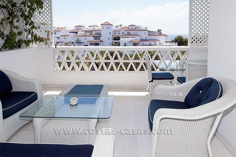 Beachside apartment for sale in Puerto Banus – Marbella