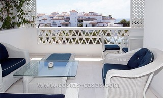 Beachside apartment for sale in Puerto Banus – Marbella 0