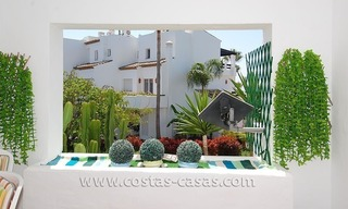 Beachside apartment for sale in beachfront complex, New Golden Mile, Marbella - Estepona 7