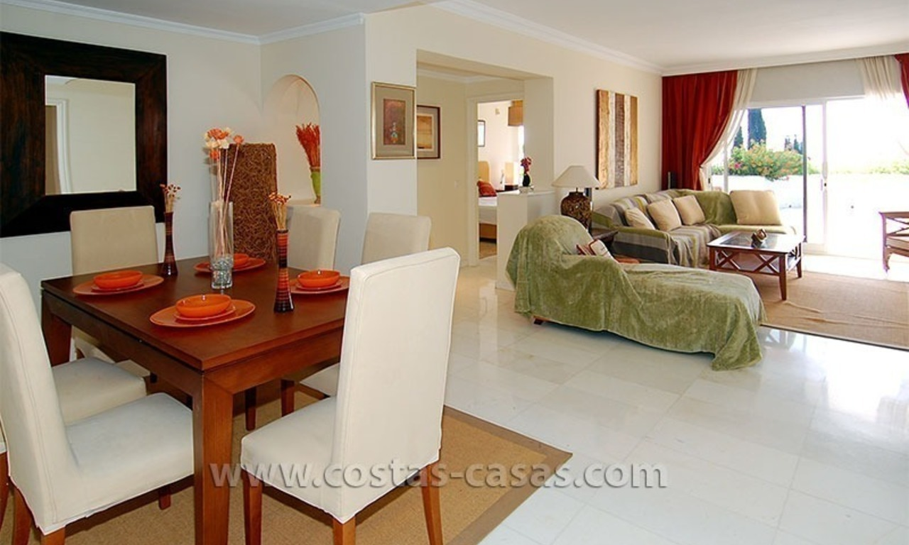 Apartment for sale on the Golden Mile in Marbella 2