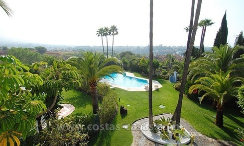 Apartment for sale on the Golden Mile in Marbella
