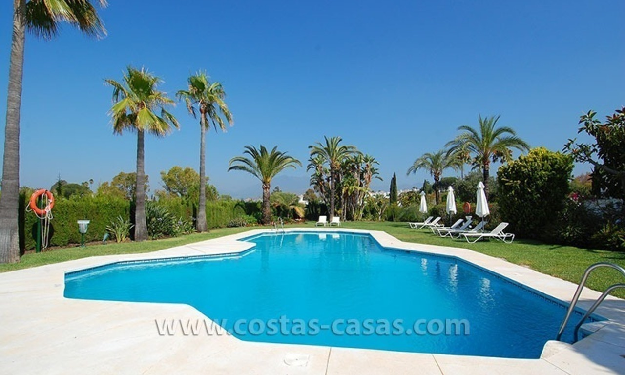 Apartment for sale on the Golden Mile in Marbella 16
