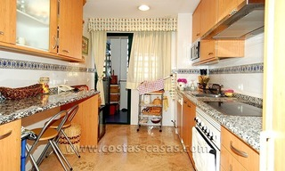 Beachside apartment for sale in Marbella 7