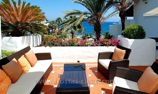 Beach penthouse for sale in Puerto Banús – Marbella 1