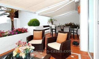 Beach penthouse for sale in Puerto Banús – Marbella 2