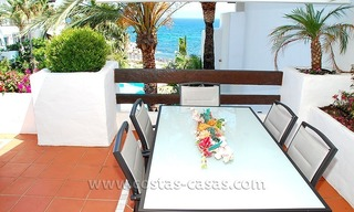 Beach penthouse for sale in Puerto Banús – Marbella 3