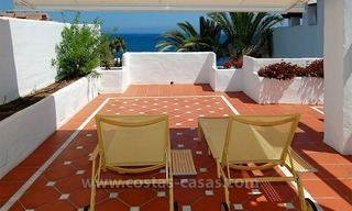 Beach penthouse for sale in Puerto Banús – Marbella 17