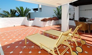 Beach penthouse for sale in Puerto Banús – Marbella 18