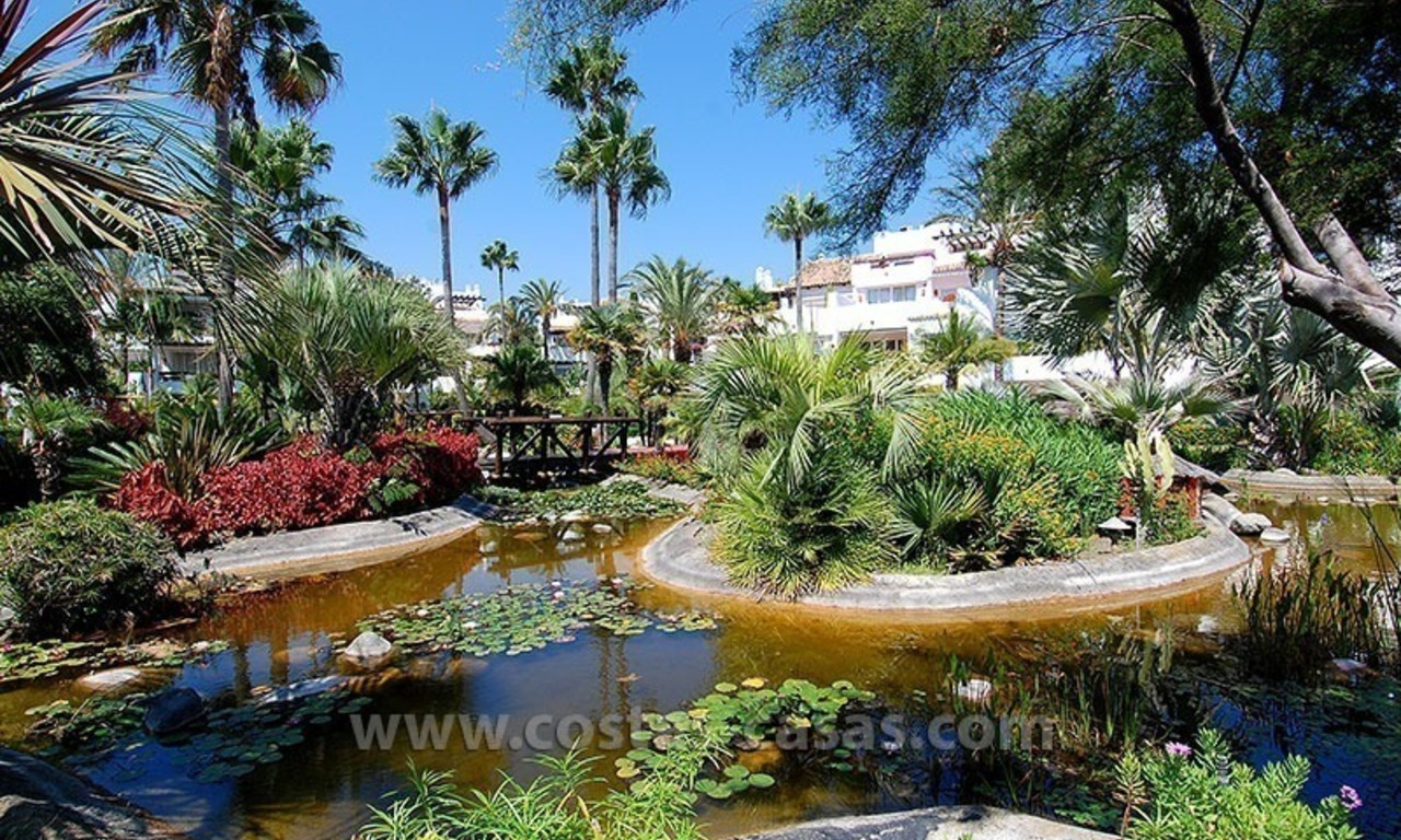 Beach penthouse for sale in Puerto Banús – Marbella 31
