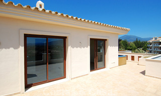 Luxury apartments for sale in Nueva Andalucia - Marbella at walking distance to amenties and Puerto Banus 30604