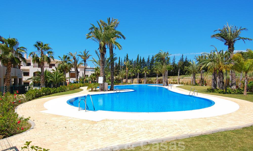 Luxury apartments for sale in Nueva Andalucia - Marbella at walking distance to amenties and Puerto Banus 30616