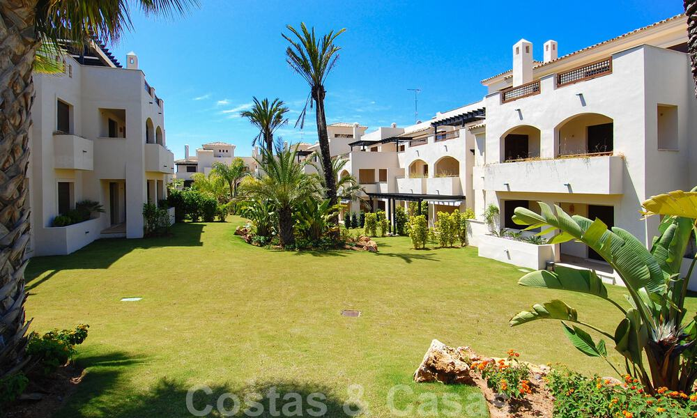 Luxury apartments for sale in Nueva Andalucia - Marbella at walking distance to amenties and Puerto Banus 30618