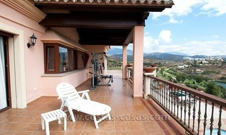 Andalusian styled golf villa for sale in Marbella – Benahavis 5
