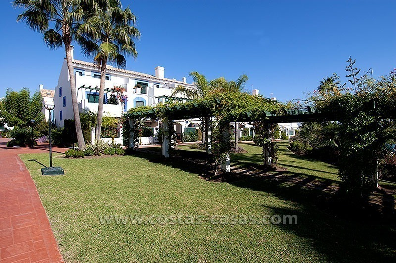 Mere Steps from the Beach. For sale: Apartment just west of Puerto Banús, Marbella 0