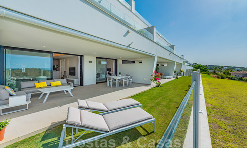 Ready to move in. Modern Apartments for sale in Nueva Andalucia, Marbella 26945
