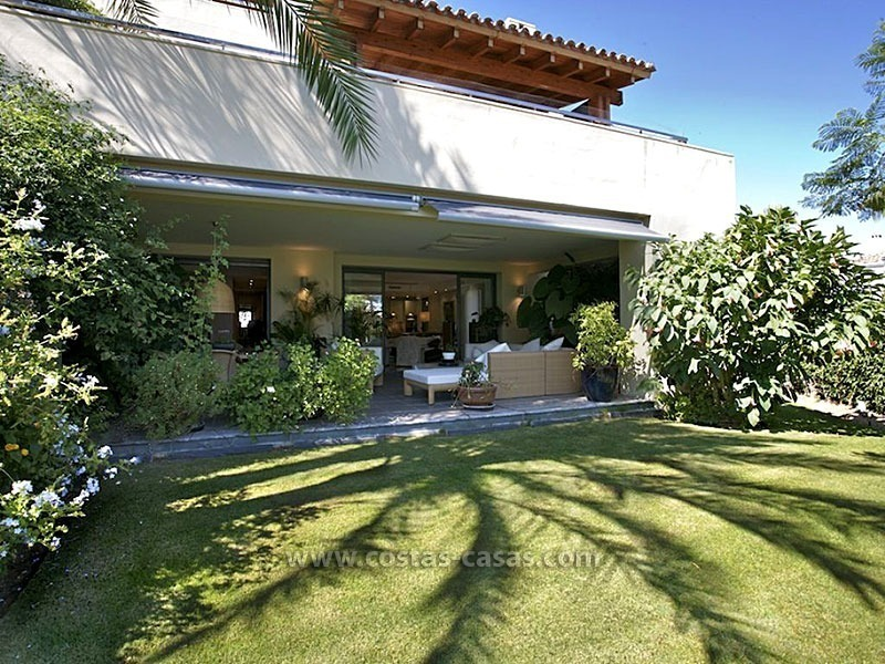 Exclusive Luxury Apartment for Sale on the Golden Mile in Marbella