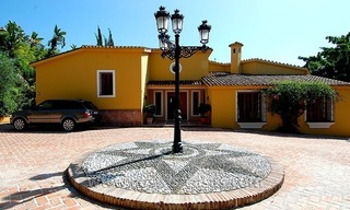 Andalusian Style Golf Villa for Sale in Estepona – Marbella 10