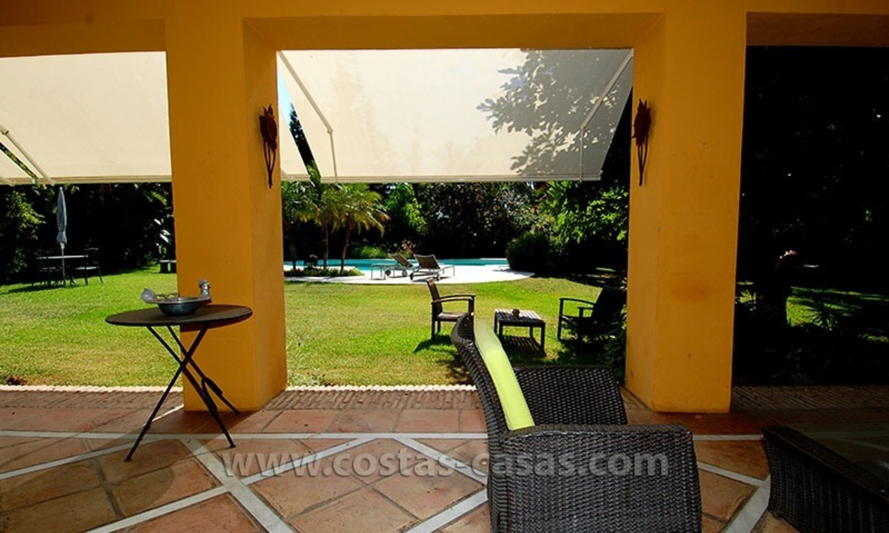 Andalusian Style Golf Villa for Sale in Estepona – Marbella 6