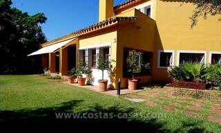 Andalusian Style Golf Villa for Sale in Estepona – Marbella 38