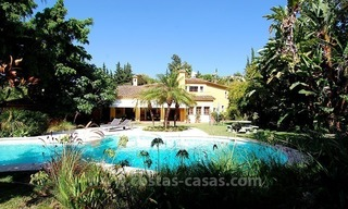 Andalusian Style Golf Villa for Sale in Estepona – Marbella 1