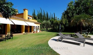 Andalusian Style Golf Villa for Sale in Estepona – Marbella 5