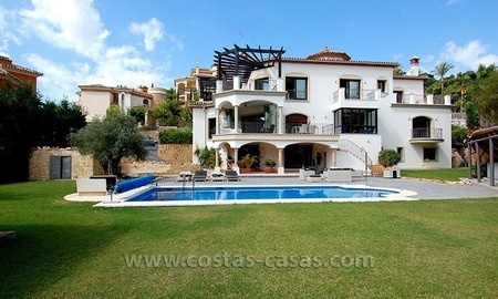Exclusive Andalusian Style Villa for Sale in the Area of Marbella - Benahavis 3
