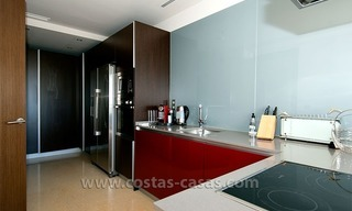 Contemporary, Luxury Golf Apartment for sale in Marbella - Benahavis 8