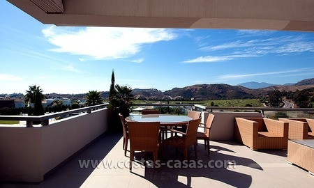 Contemporary, Luxury Golf Apartment for sale in Marbella - Benahavis 2