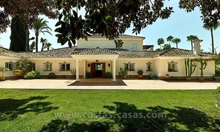 Exclusive Andalusian Villa for Sale in Marbella - Benahavis 1