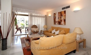 For Sale in Puerto Banús, Marbella: Beachside Apartment Nearby Marina 2